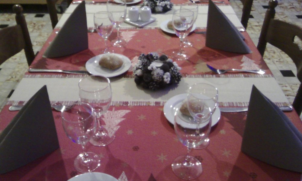 Les tables en Fête